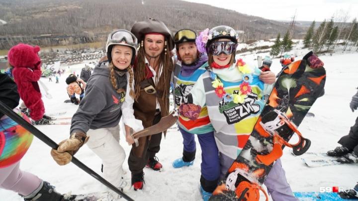 Очередной прощальный тур «Ленинграда» и открытие горнолыжного сезона: события пермской афиши