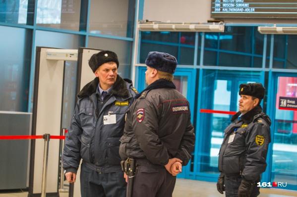 Полицейские задержали злоумышленников по горячим следам