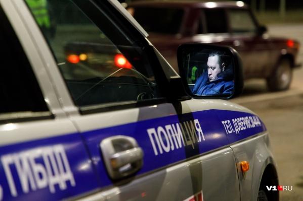 Инспекторы нашли водителя в тот же вечер