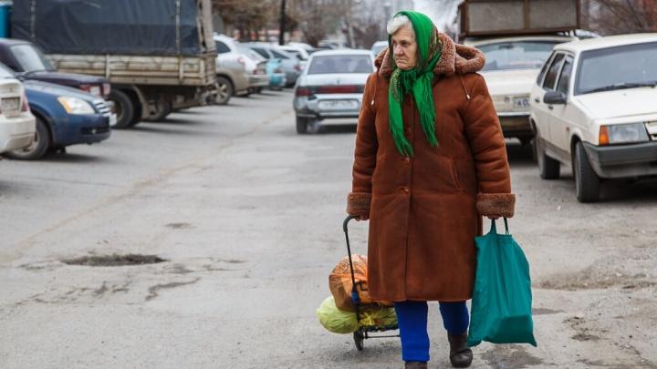 Принцы и нищие: 28% волгоградцев получают меньше 15 тысяч рублей и 1% — больше 100