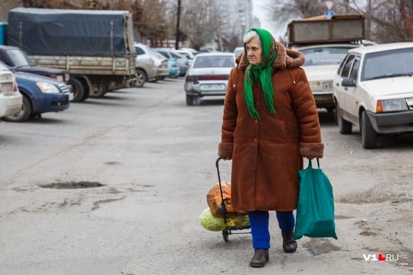 У большинства волгоградцев зарплаты от 14 до 32 тысяч рублей