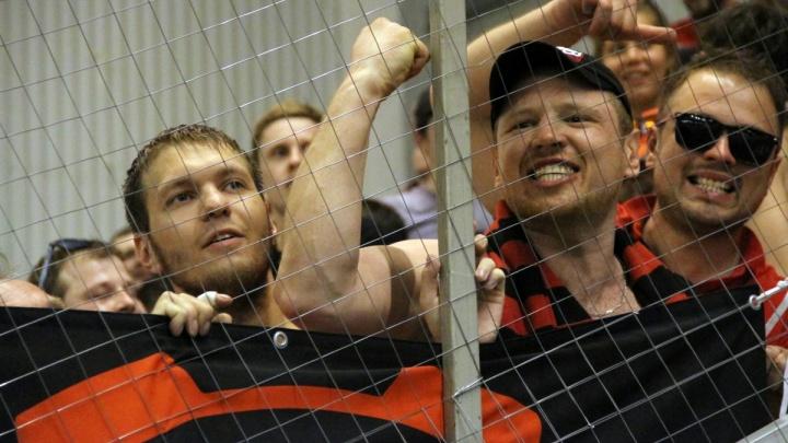 Пермские фанаты «Амкара» получат кубок за победу команды в Футбольной Небесной Лиге