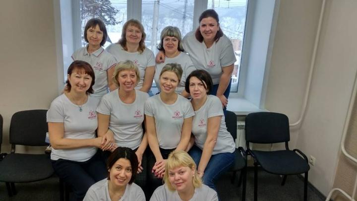Красноярцы участвуют в акции в поддержку онкобольных семей, которых выселили из дома в Москве