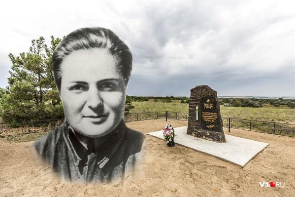 Гуля Королева погибла при штурме высоты 56,8 возле хутора Паньшино