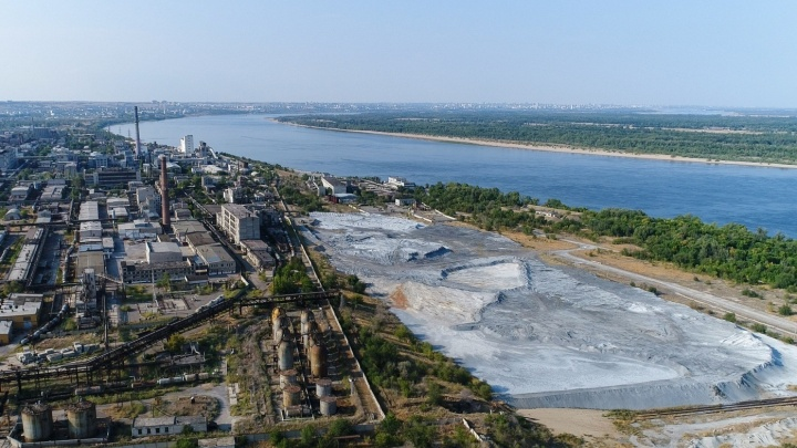 В Волгограде «Белое море» ОАО «Химпром» купили за433 400 рублей