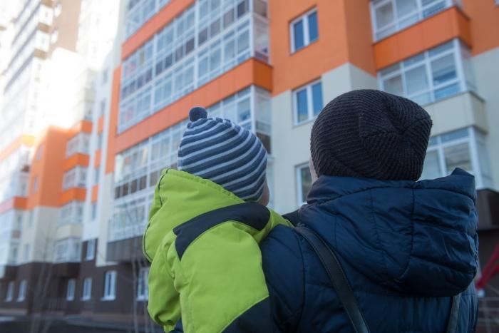 В «Хрустальных ключах» однокомнатную квартиру можно купить за 1,6 млн рублей