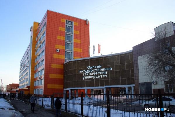 Сразу два здания высотой в 15 и 12 этажей появятся за главным корпусом вуза