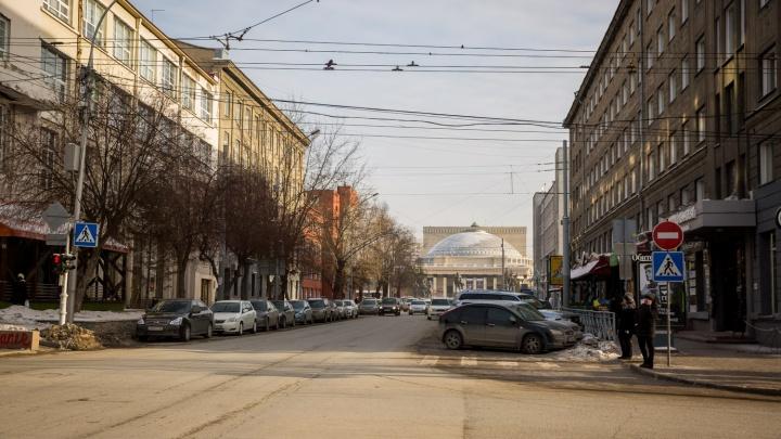Проезд по улице Ленина закроют сегодня ночью