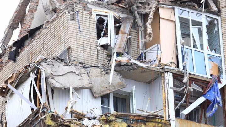 Жильцам пострадавшего дома в Шахтах оплатят съемные квартиры