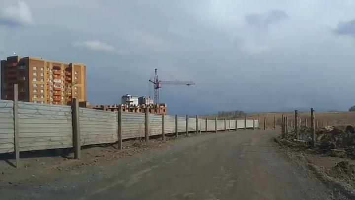 Строительство дороги в «Снегирях» оценили в 440 миллионов рублей