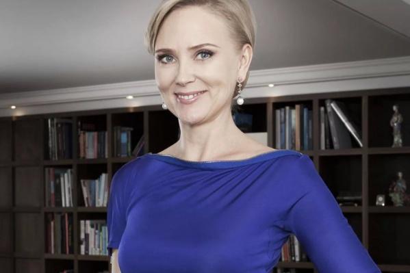 Елена Рыболовлева входит в список самых богатых женщин страны с 2016 года