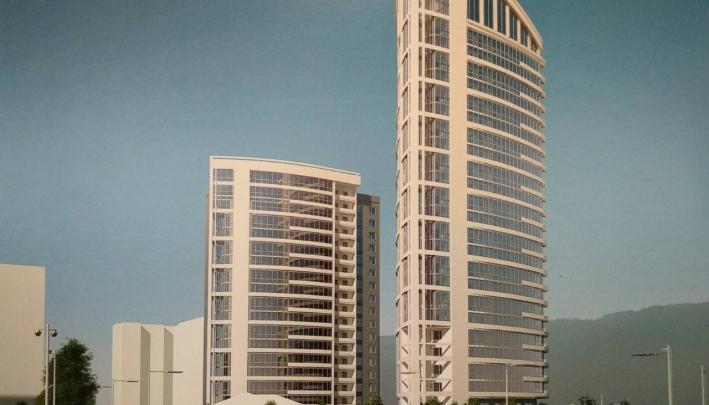 Мэр утвердил проект застройки на берегу Качи: что там появится