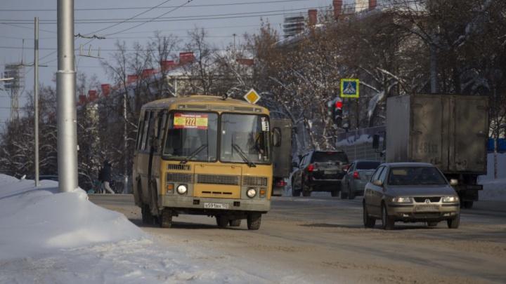 Уфимцы вытребовали у городских властей новые маршрутки