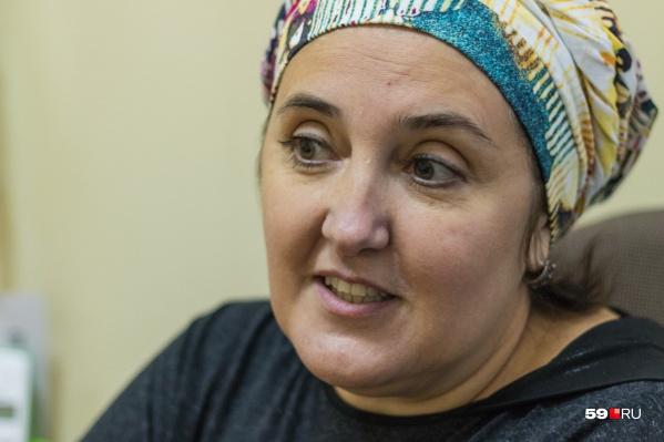 Елена Леонова — супруга священника и руководитель центра помощи материнству и детству «Колыбель»