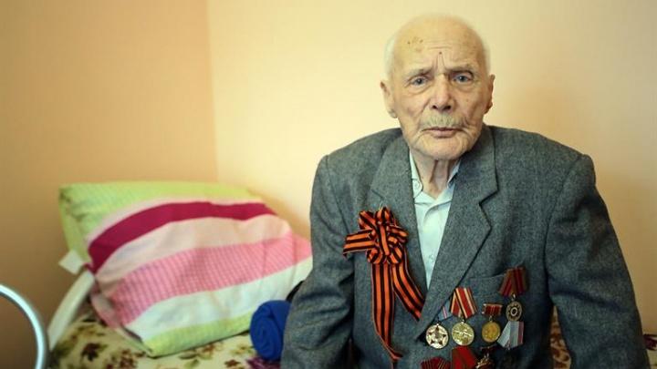 102-летний ветеран Отечественной войны назвал секрет своего долголетия