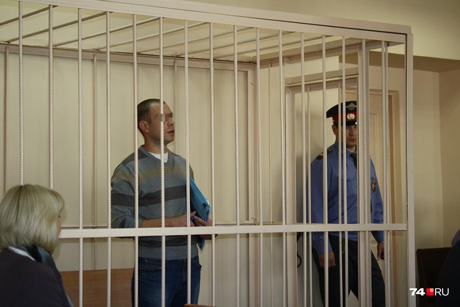 В 2013 году Дениса Кольцова задержали и отправили в СИЗОФото: архив 74.ru