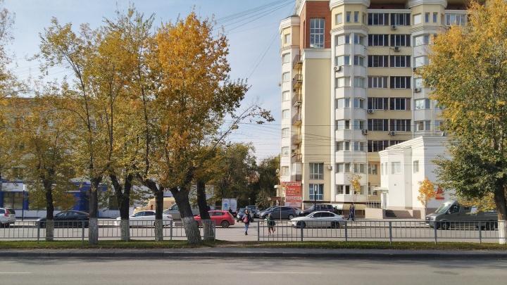 Бой продолжается: волгоградцы снесли новую секцию забора на улице Невской