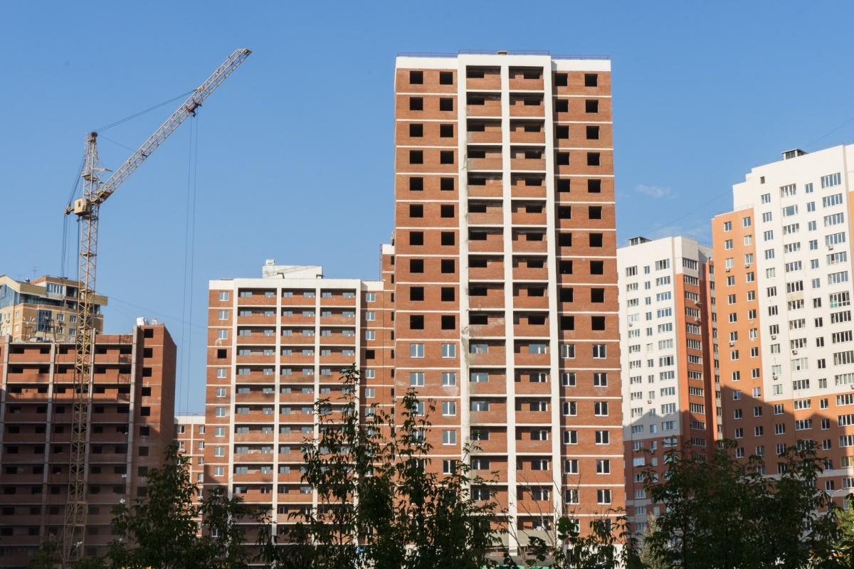 Суд заморозил банковские счета Самарского фонда жилья