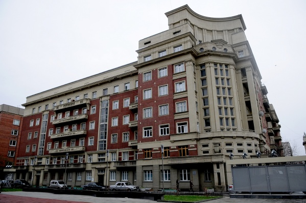 Стоквартирный дом на Красном проспекте