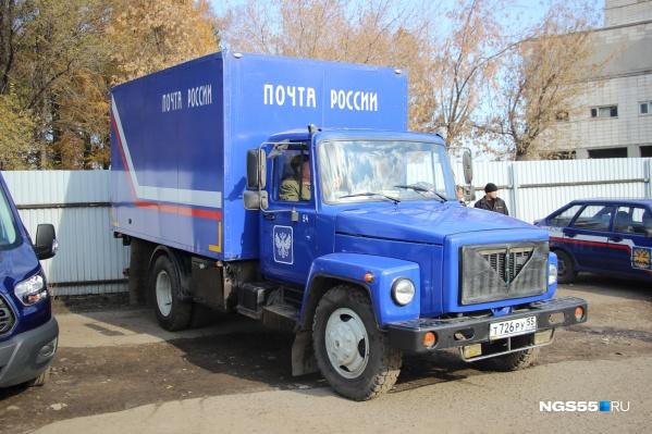 Раньше посылки доставляли машинами в Екатеринбург или Москву