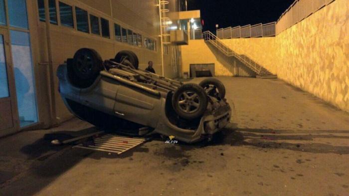 Инцидент произошёл поздно вечером 10 июля