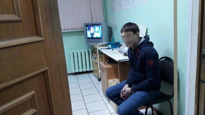 Уфимского мажора, которого задерживал Динар Гильмутдинов, наконец-то осудили