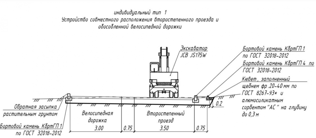 Скриншот из проектной документации