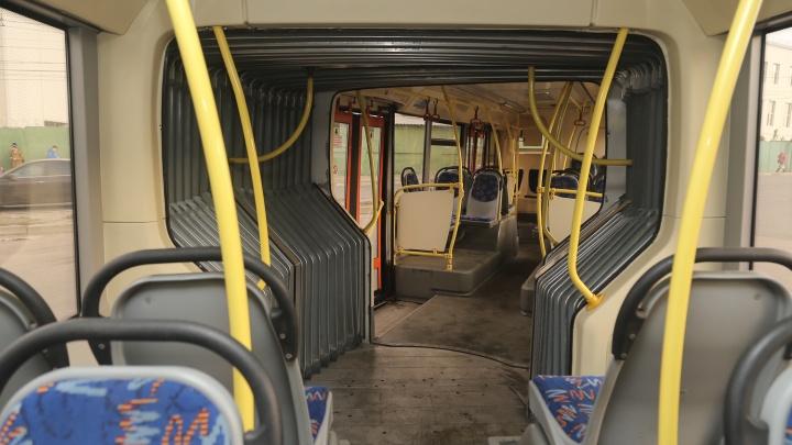 Поедем на «гармошках»: четыре автобуса вышли в рейс по Нижнему Новгороду после замены двигателей