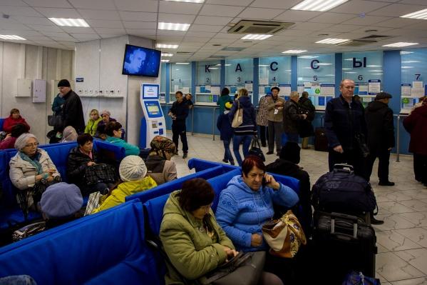 У мужчин по «женской» скидке поехать не получится — перед посадкой в автобус билеты у пассажиров тщательно проверяют