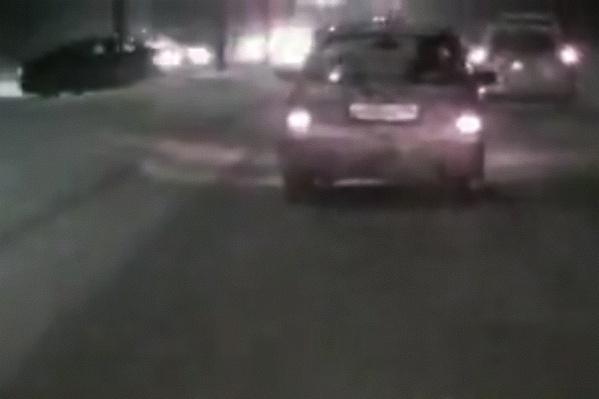 В сводку ДТП с пострадавшими эта авария не попала