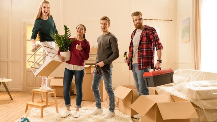 Время новоселий открыто: как безопасно перевезти мебель