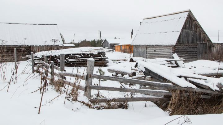 В администрации Холмогорского района сообщили, что ремонта дороги в деревню Орлово не будет