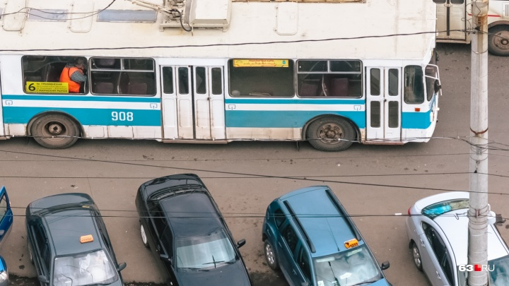 Чиновники объяснили, почему в Самаре одновременно дорожает проезд и вводят платные парковки