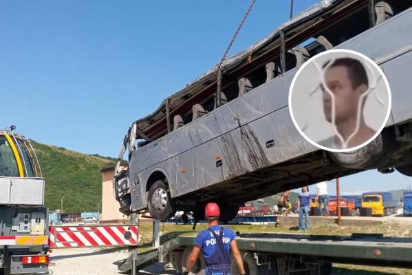 41-летнему водителю автобуса Роману Полякову грозит до семи лет лишения свободы