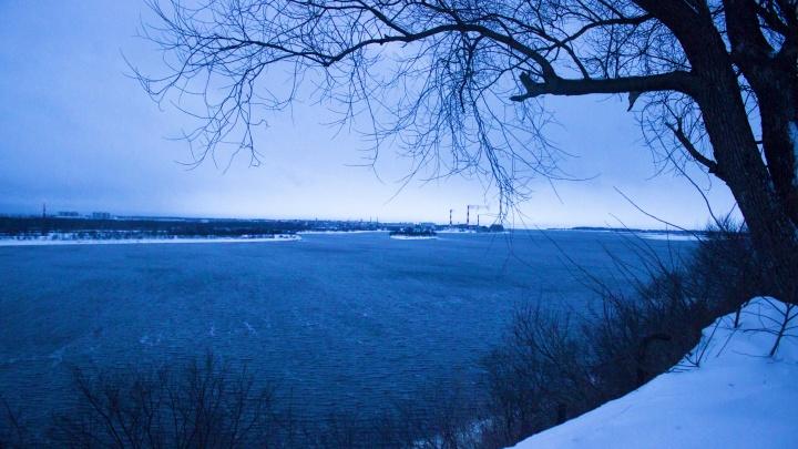 В Городце проснулась Волга