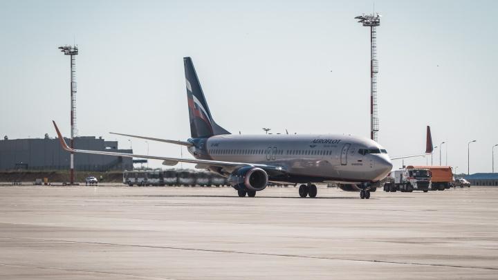 Стало плохо пассажиру: самолет Ростов — Москва экстренно вернули в Платов
