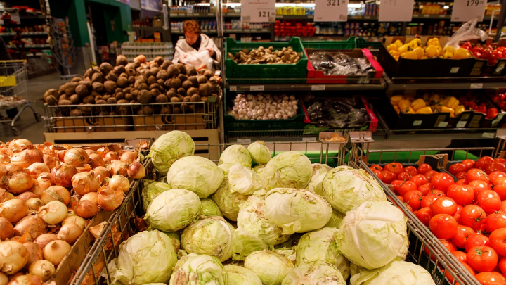 Волгоградские статистики сообщили о снижении инфляции в регионе