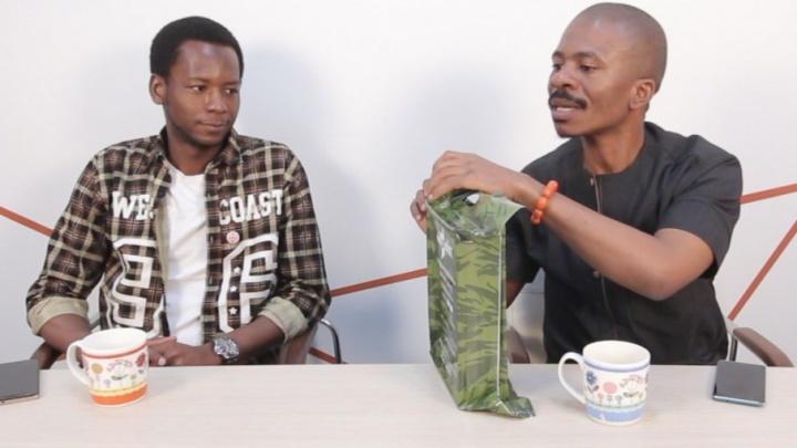 Вот почему русские такие сильные: студенты из Африки попробовали армейский сухой паёк