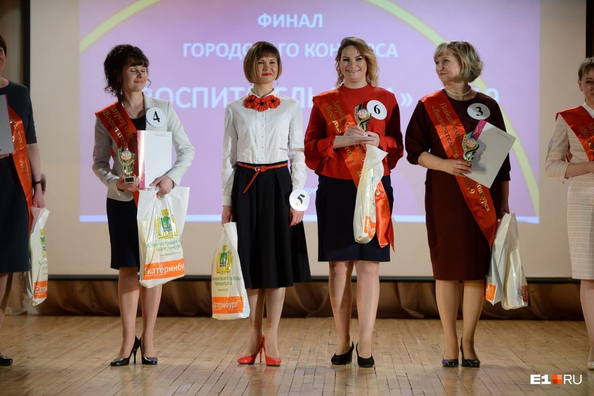 Финал конкурса собрал шестерых самых талантливых воспитателей и педагогов-психологов Екатеринбурга
