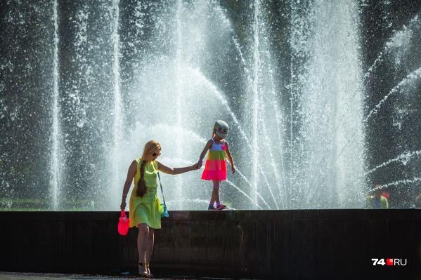 Тепло будет недолгим, в Челябинске вновь ждут циклон