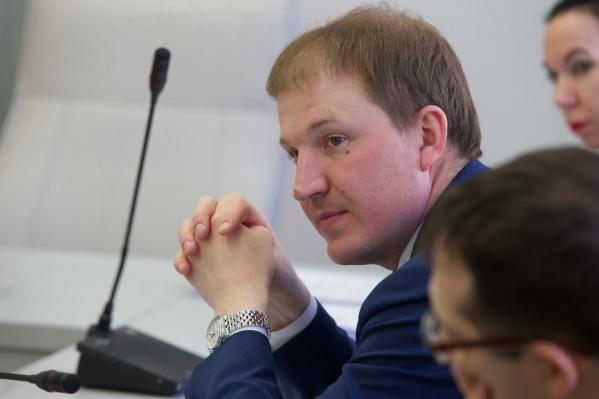 Депутат Законодательного собрания Сергей Титов