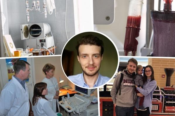 В декабре Алексей завел свой блог — им он хочет поддержать других людей, которые узнали о страшном диагнозе и растеряны