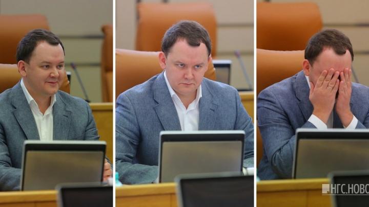 Битва за кресло мэра: как чиновники и депутаты выбирали главу Красноярска