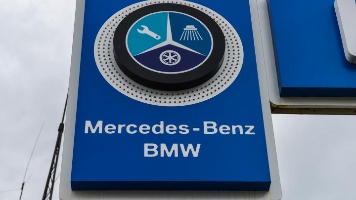 Ремонт и обслуживание Mercedes и BMW предлагают за половину стоимости