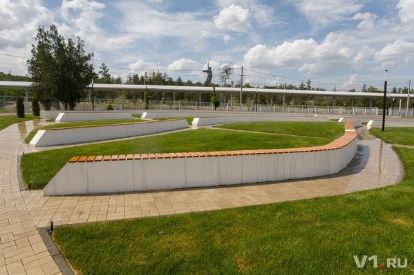 Концерт в мемориальном парке Мамаева кургана в начнется в 18:00
