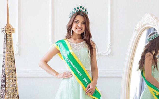 Красавица из Башкирии выступит на «Мисс Азия – 2017»