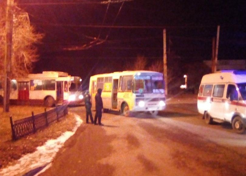 ДТП случилось на повороте в районе пересечения шоссе Металлургов и Черкасской