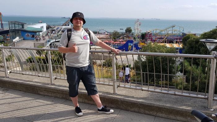 Егор всегда мечтал переехать в англоязычную страну, поэтому участвовал в программах по обмену студентами