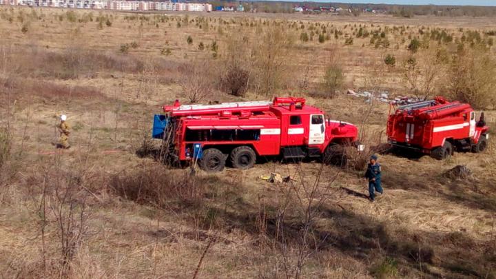В Уфе введен особый противопожарный режим
