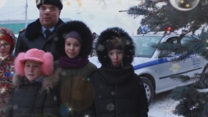 Уфимские школьники рассказали, что ждут на Новый год